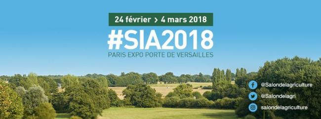 Le Groupe Salers Evolution au Salon International de l'Agriculture